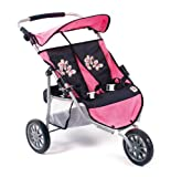 Bayer Chic 2000 697 46 - Zwillings-Jogger, pink...