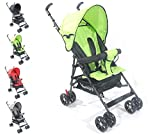 Kidmeister S2 Ultra Leichter Sitzbuggy Buggy...