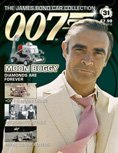 James Bond Car Collection - 31 - Moon Buggy -...