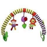 BSTCAR Spielbogen für den Kinderwagen aus...