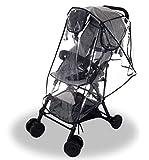Wemk Regenverdeck für Kinderwagen, Universal...