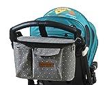Buggy Kinderwagen Organizer Kinderwagentasche...