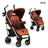 iCOO 130049 Pace Buggy, rot