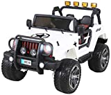 Kinder Elektroauto Jeep Wrangler Offroad -...
