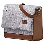 ABC Design Wickeltasche Urban - Crossbody Bag mit...