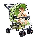 FOGAWA Universal Regenschutz Kinderwagen...