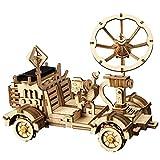 Robotime Solarbetriebene STEM Spielzeug -...